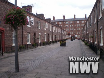 Home and office removals in Ancoats