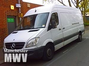Altrincham-white-van