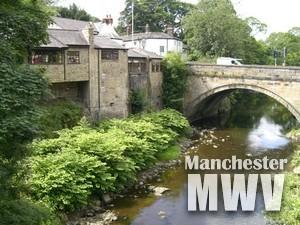 Marple-Bridge-River