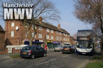 Easy domestic moving in Wythenshawe