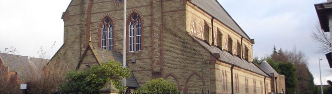 St Benedict Catholic Church, Hindley